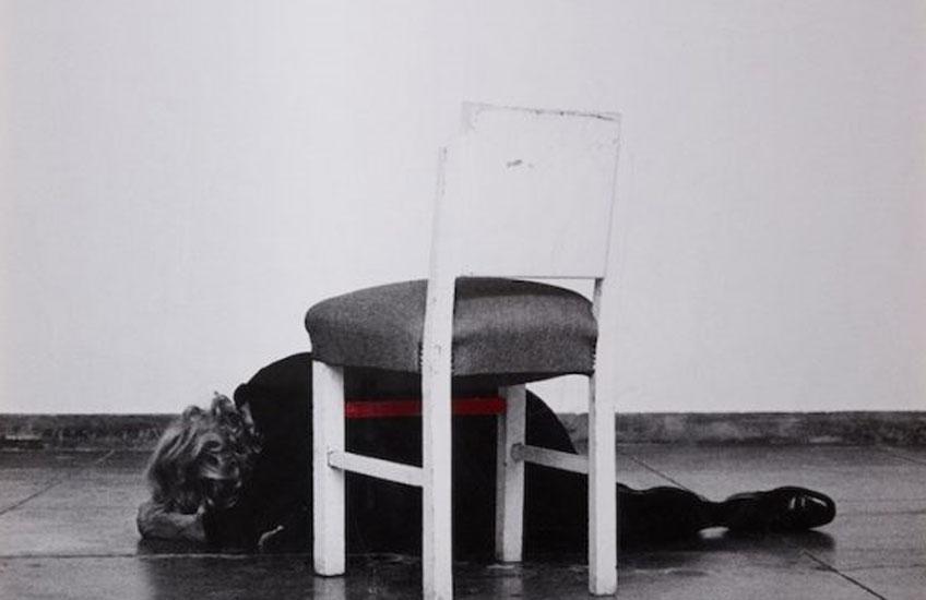 """Helena Almeida. """"Dentro de mim"""", desde el 20 de septiembre en la Galería Helga de Alvear"""