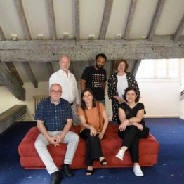 Ocho artistas, tres de ellos internacionales, disfrutarán de las nuevas Becas Botín