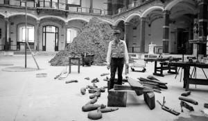 """Joseph Beuys: Utopia at the Stag Monuments"" en Thaddaeus Ropac Londres"