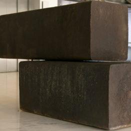 """Donan """"Bilbao"""", de Richard Serra, al Museo de Bellas Artes de la ciudad"""