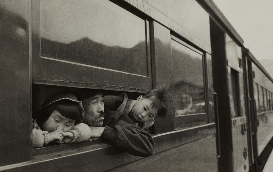 Shomei Tomatsu. El viaje, 1959