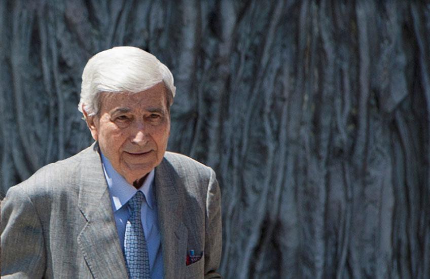 Antonio Bonet, miembro del Real Patronato del Museo Nacional del Prado hasta 2019. Fotografía: © Museo Nacional del Prado