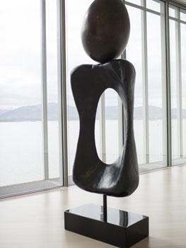Joan Miró. Femme, Monument, 1970