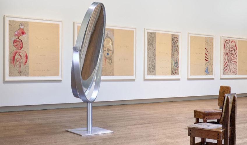 """Louise Bourgeois. Maladie de l'Amour"" en Hauser & Wirth Mónaco"