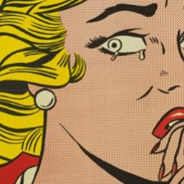 La Fundación Canal exhibe los posters de Roy Lichtenstein