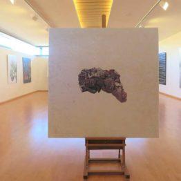 Charo Carrera obtiene la beca de arte ENATE 2020