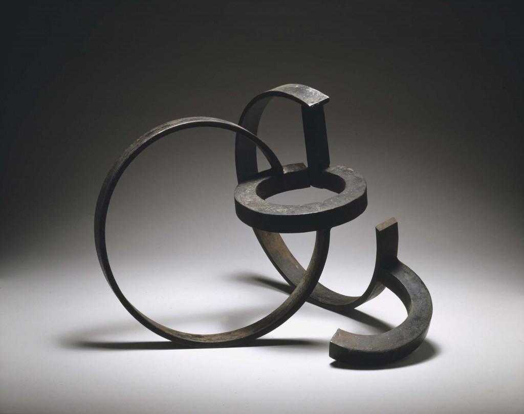 Jorge Oteiza. De la serie de la desocupación de la esfera, 1957