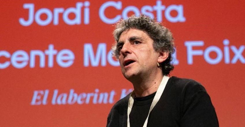 Jordi Costa, nuevo jefe de exposiciones del CCCB
