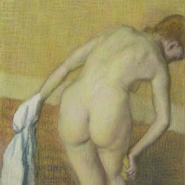 Un desnudo de Degas para el Museo Van Gogh