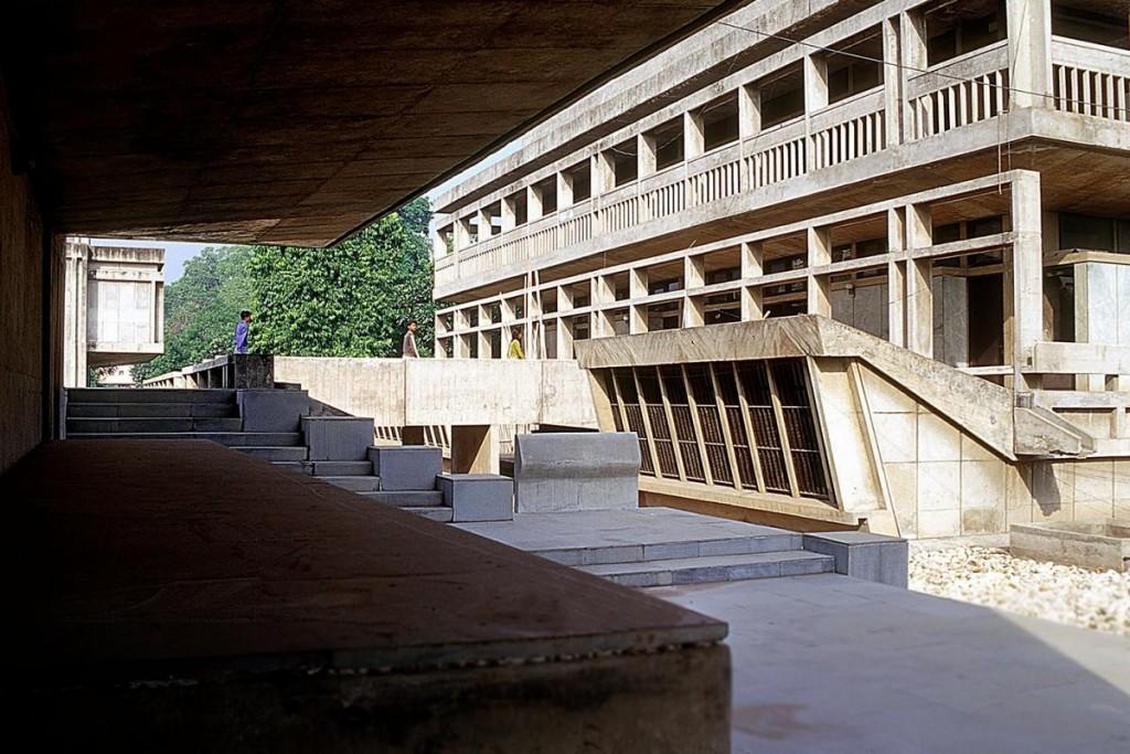 Balkrishna Doshi. Institute of Indology, Ahmedabad