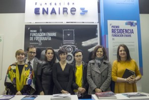 Ana Linhares, Gema Rupérez y Javier Viver, becados por la Fundación ENAIRE en JustMad