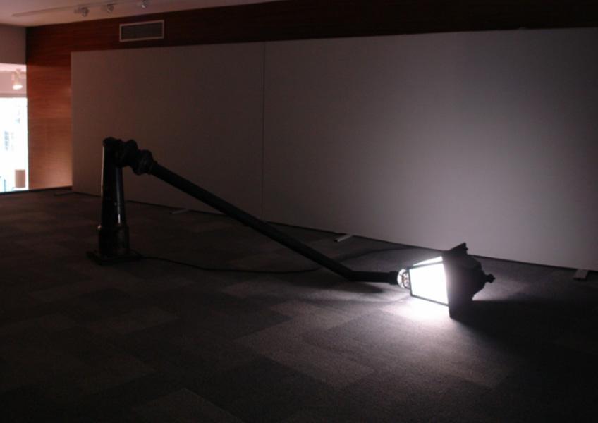 David Trujillo. Street light interferente, 2020