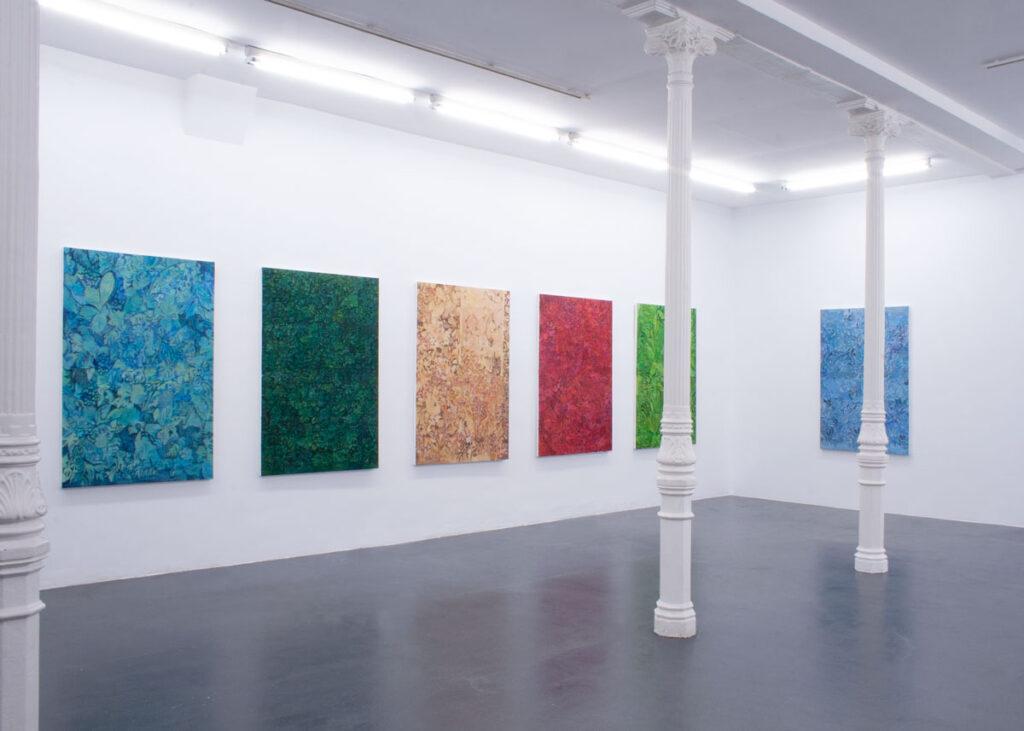 """Federico Miró. """"The invisible thread"""". F2 Galería"""