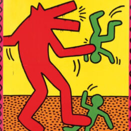 Keith Haring como emblema generacional