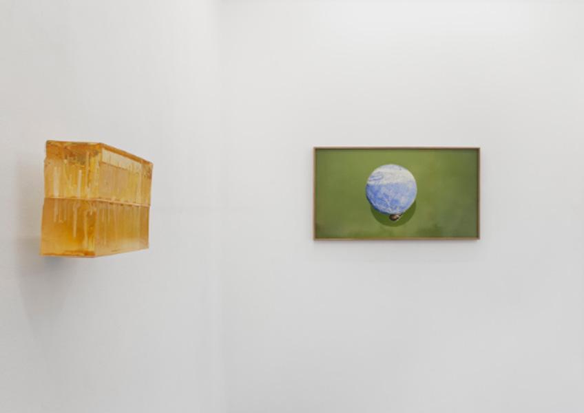 "Dalila Gonçalves. ""Amanhar"". Galería Nordés"