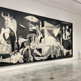 El Museo Reina Sofía será gratuito mañana por el 40º aniversario de la llegada del Guernica