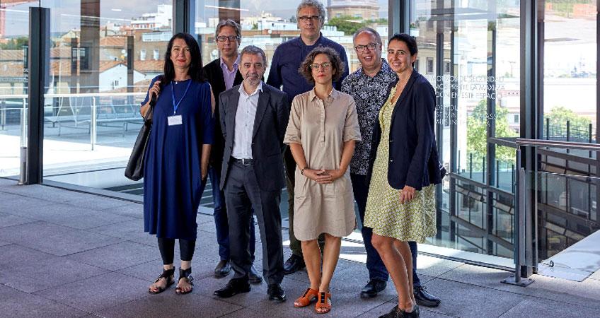 La Unión Europea financiará con 2 millones de euros un proyecto de L'Internationale liderado por el Museo Reina Sofía