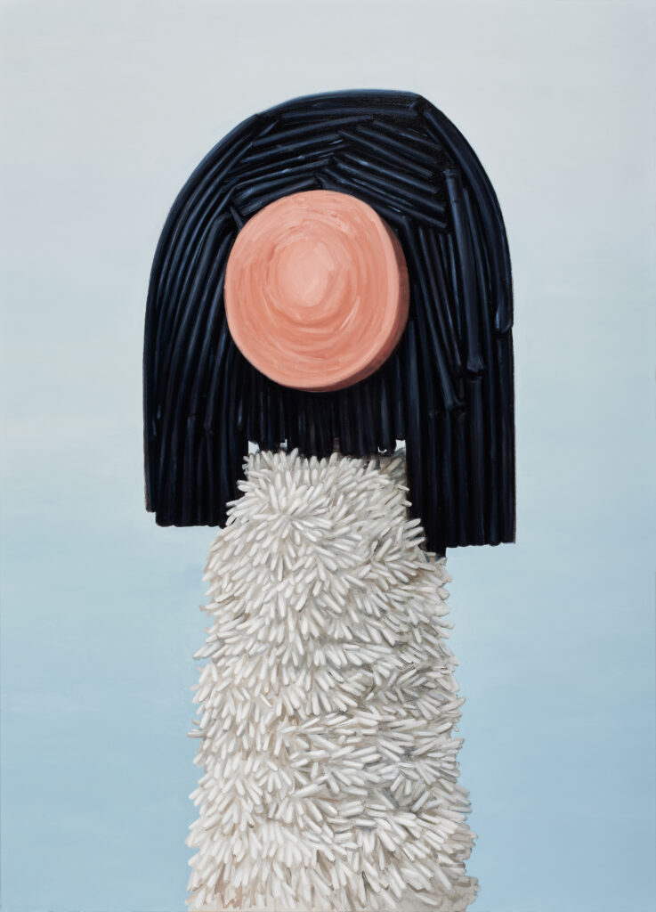 Victoria Iranzo. Rue Africaine