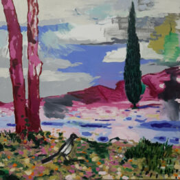 Abraham Lacalle nos invita a ir al paisaje