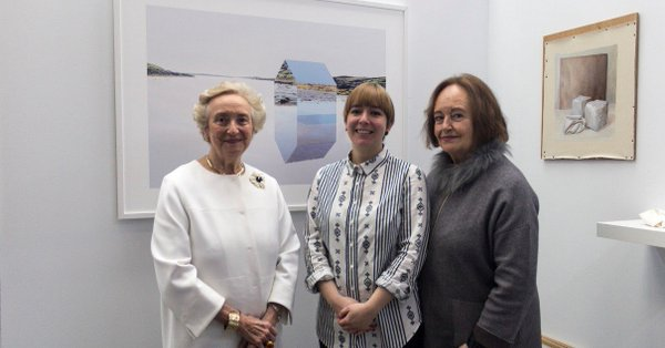 Pilar Citoler, Semíramis González y Marisa Marimón en la última edición de JustMAD