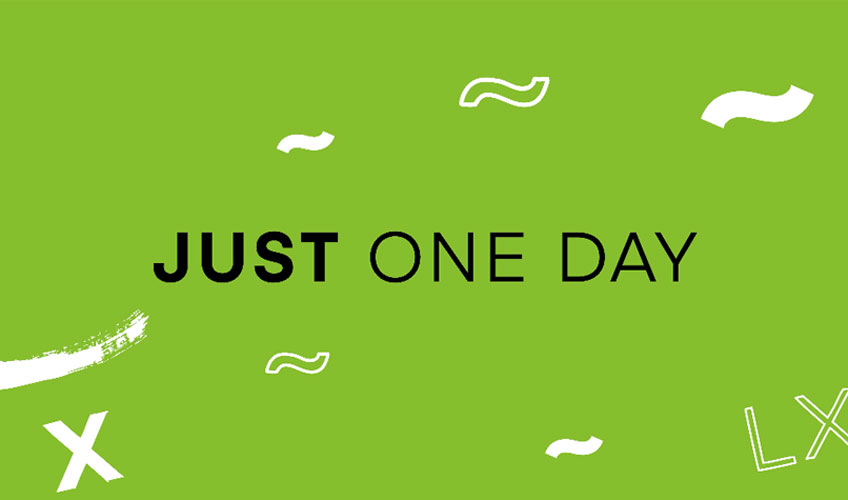 JUST ONE DAY: JUSTMAD organiza una subasta en Instagram