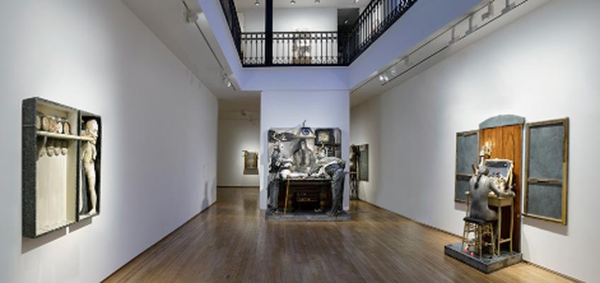 """""""Ed & Nancy Kienholz"""". Galerie Templon"""