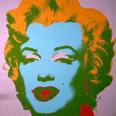 Andy Warhol. Marilyn Monroe, 1967. Colección IAACC Pablo Serrano