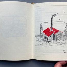 Luis Pérez Calvo dibuja nuestra vida reciente