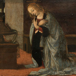Yale explora los enigmas de la obra temprana de Leonardo da Vinci