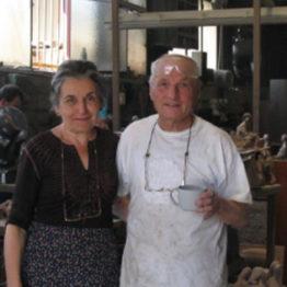Muere la artista María Moreno