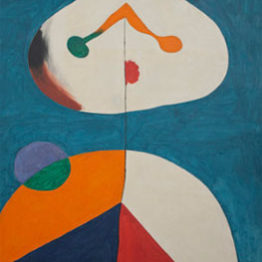 El Museo Reina Sofía restaura Portrait II de Miró