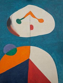 Joan Miró. Portrait II, 1938. Museo Reina Sofía