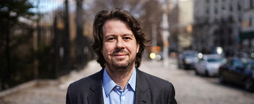 Rodrigo Moura, nuevo Comisario Jefe del Museo del Barrio
