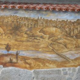 Finaliza la restauración de una parte de la muralla cristiana de Madrid
