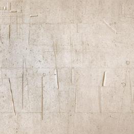 Toda la abstracción de los murales de Oteiza
