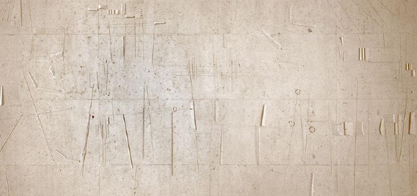 """""""Génesis de la abstracción en los murales de Jorge Oteiza"""" en el Museo Universidad de Navarra"""