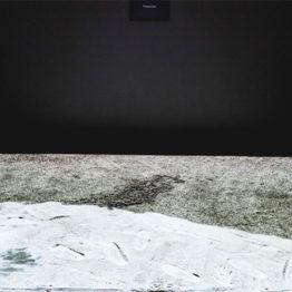Dos nuevas obras de Óscar Muñoz se incorporan a su muestra en la Fundació Sorigué