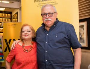 Cristina García Rodero y Juan Manuel Díaz Burgos, Premios PHotoESPAÑA y Bartolomé Ros