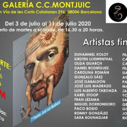 El pop stram volverá a la Galería C.C. Montjuic