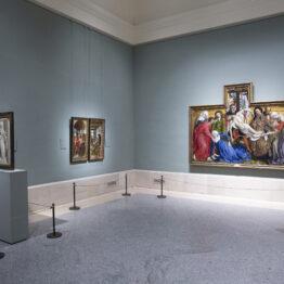 """El Museo del Prado reabre nuevas salas, un año después de """"Reencuentro"""""""