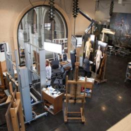 El Área de Restauración del Museo del Prado, Premio Nacional de Restauración y Conservación de Bienes Culturales