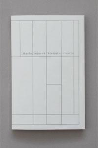 Macla, mamua, bismuto, vicari, publicación del Museo Oteiza