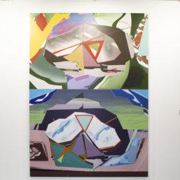 Luis Gordillo, III Premio de Arte Catalina d'Anglade en ARCOmadrid 2019