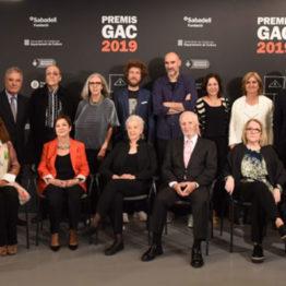 Àngels Ribé y Fernando Pinós, premiados honoríficos en los GAC