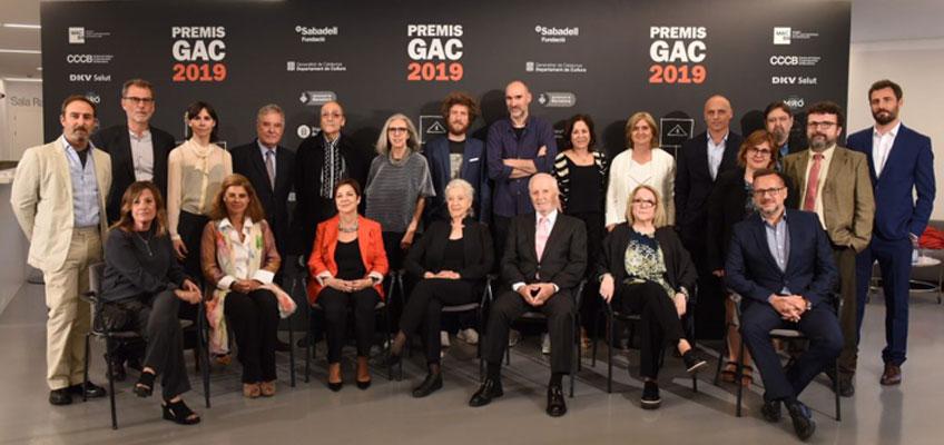 Todos los premiados en los GAC 2019