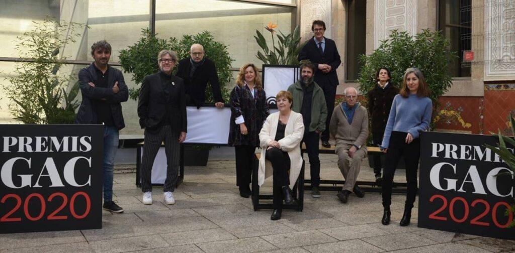 Las  Galerías de Arte de Catalunya y la Asociación Art Barcelona cerraron el pasado 2020 concediendo, un año más, sus Premios GAC.