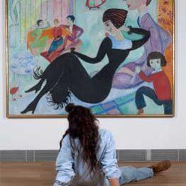 El Moderna Museet es un nuevo museo