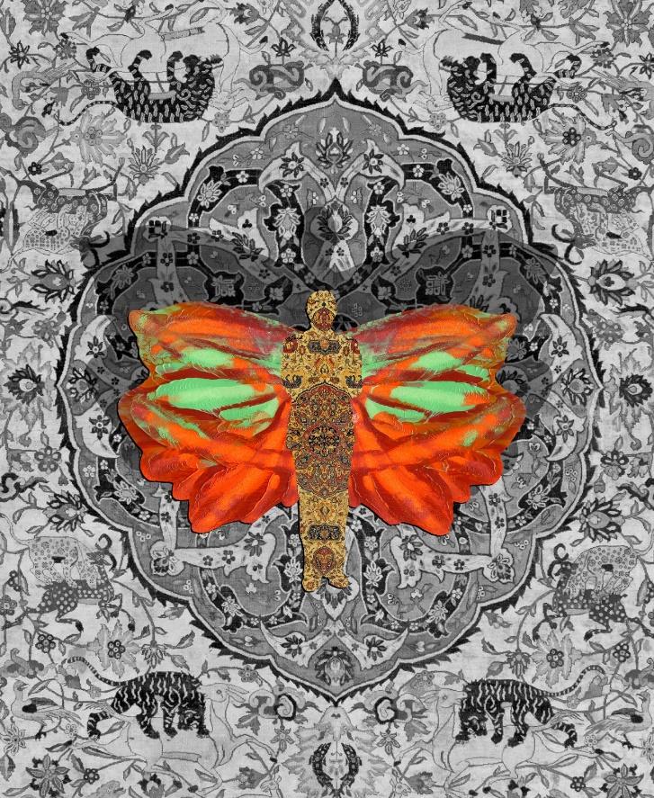 Walid Raad. Frontispiece II: The Carpet, 2021