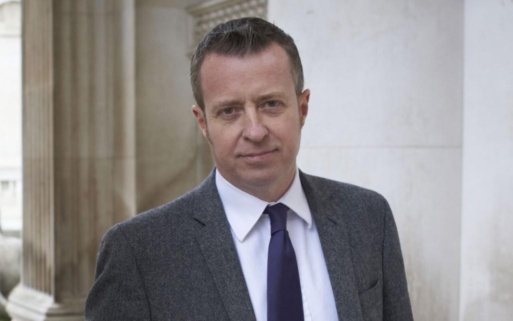 Tim Knox, nuevo director de la Royal Collection británica