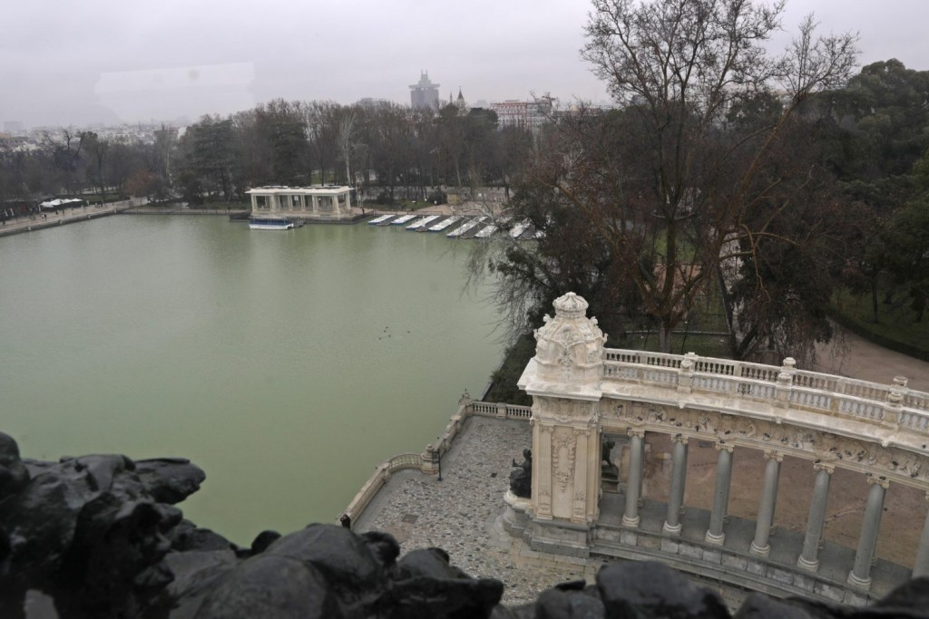 La torre mirador del monumento a Alfonso XII de El Retiro se abre al público